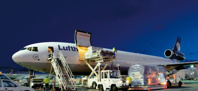 Lufthansa Cargo revenues crash amid falling prices