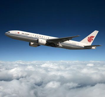 Air China Cargo B777-200 link for Canada
