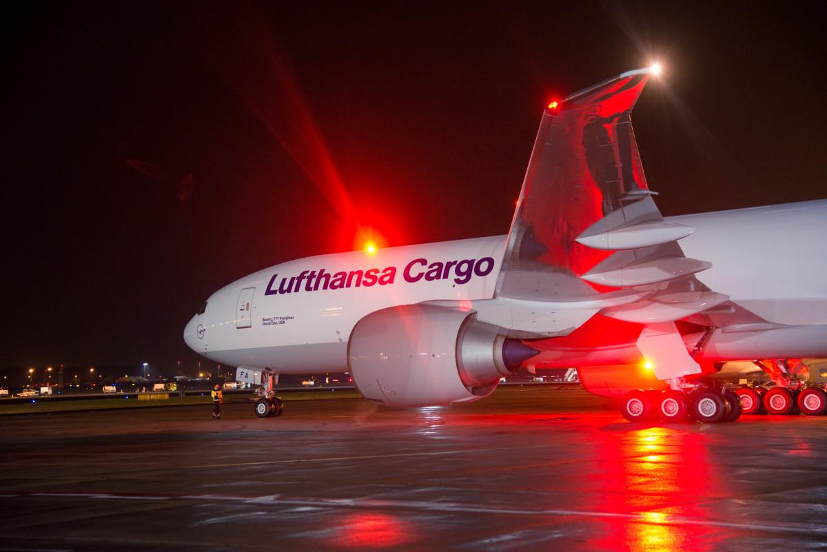 Lufthansa Cargo pilots strike on Tuesday