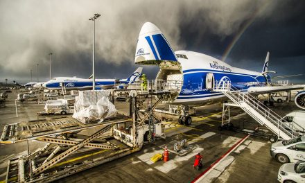 AirBridgeCargo ramps up freighter services across Europe and US