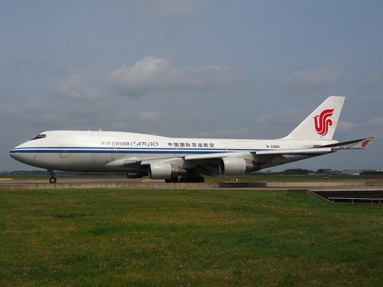 Air cargo stabilised in August