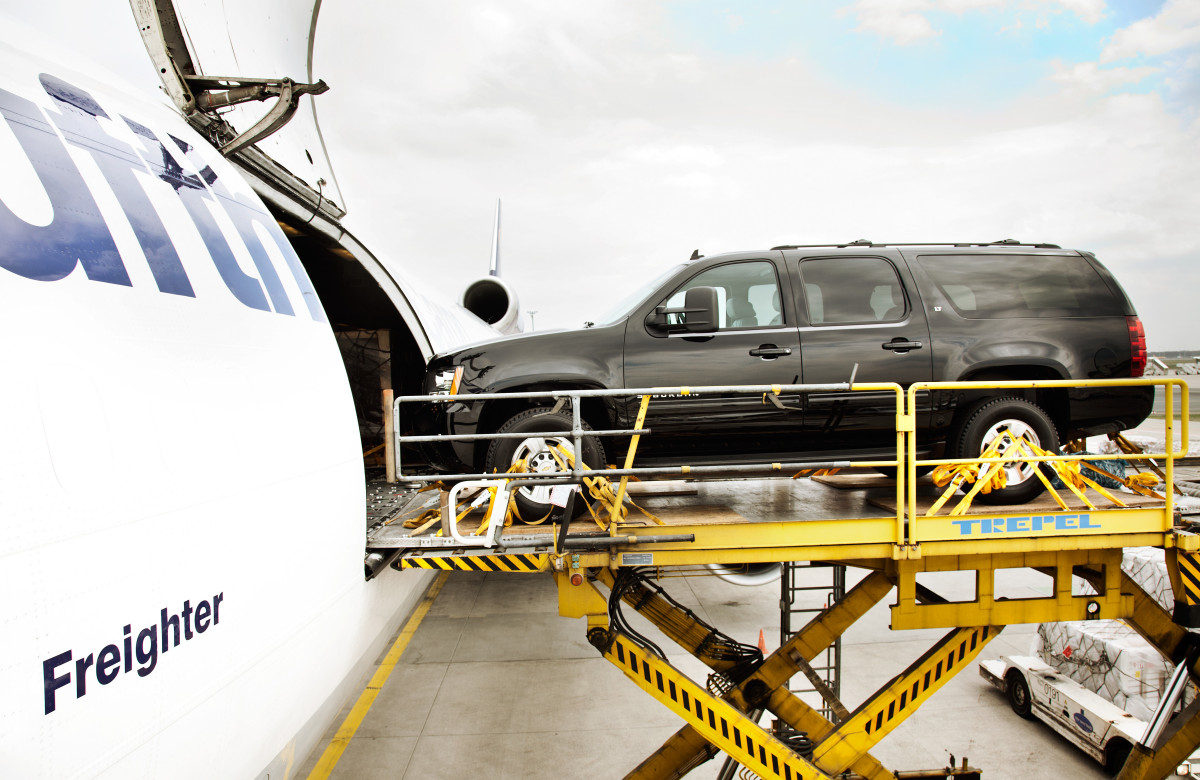 Air Cargo Service Has The Potential to Further Diversify ... |Cargo Air Freight
