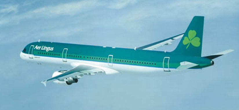 An Aer Lingus A321