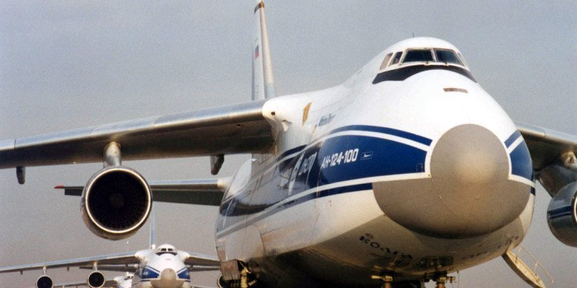 new An-124's for Volga Dnepr
