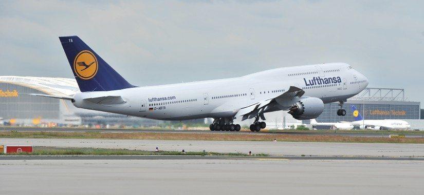 Lufthansa mobilises extra freighter flights amid cabin crew strike