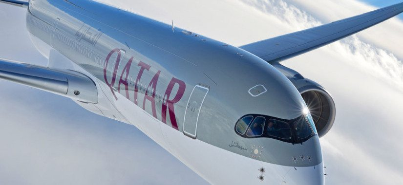 Qatar Airways makes Airbus history