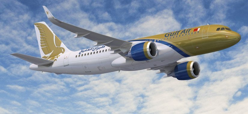 Gulf Air's bumper A320neo aircraft