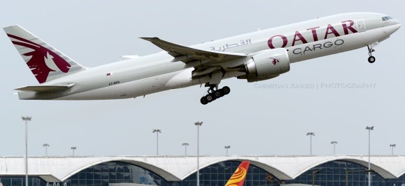 Qatar Cargo takes pharma to sizzling new heights