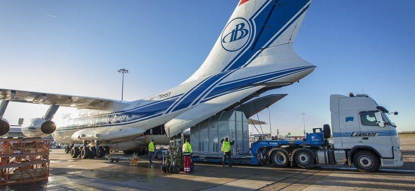 Volga-Dnepr proves air is rocket science