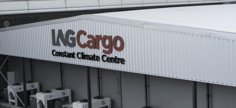 IAG Cargo climate centre