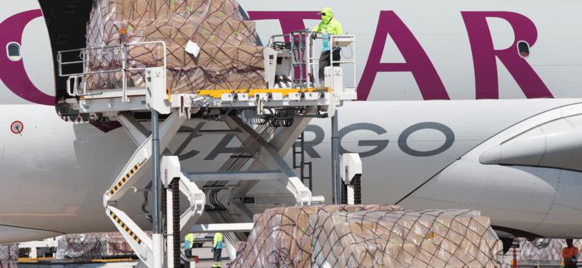 Qatar Cargo bursts through one million tonnes mark