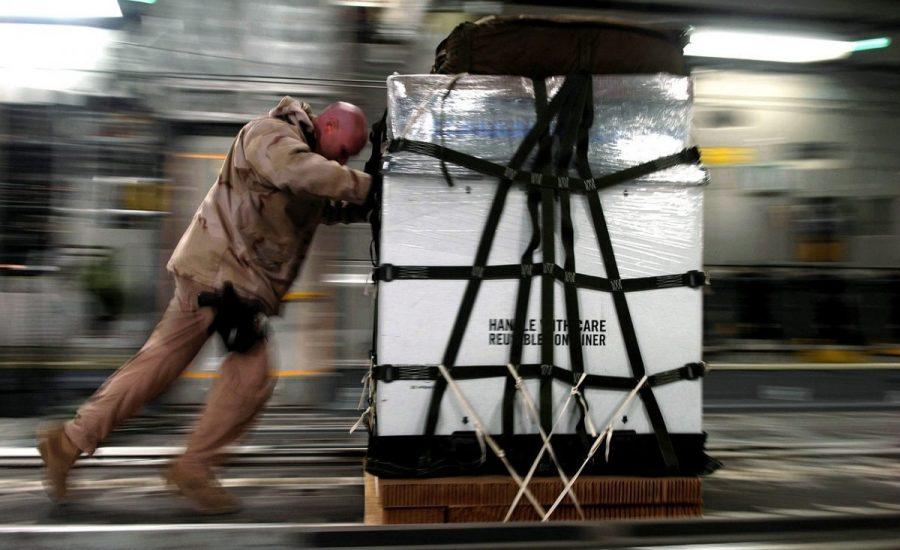 Cargo demand suddenly plummets says IATA