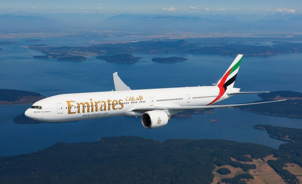 emirates airlines objectives