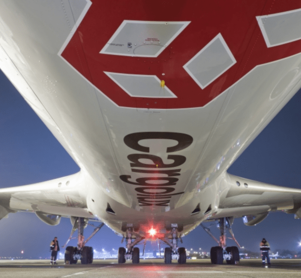 Cargolux flights cancelled, cargo grounded
