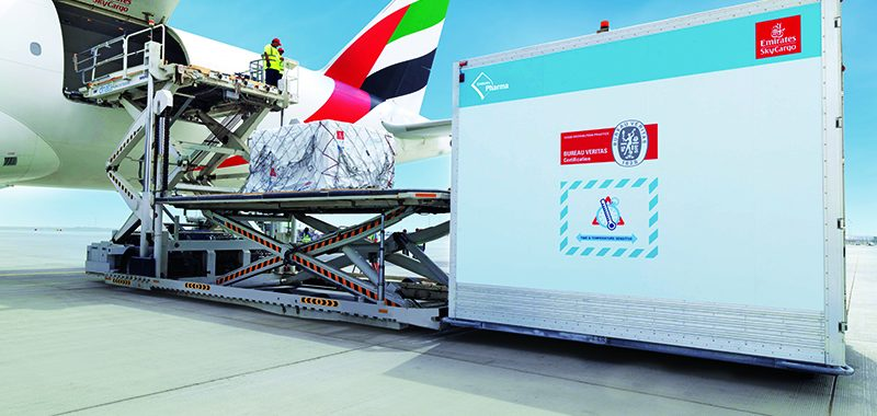 Pharma handling failures get Emirates SkyCargo hot under the collar