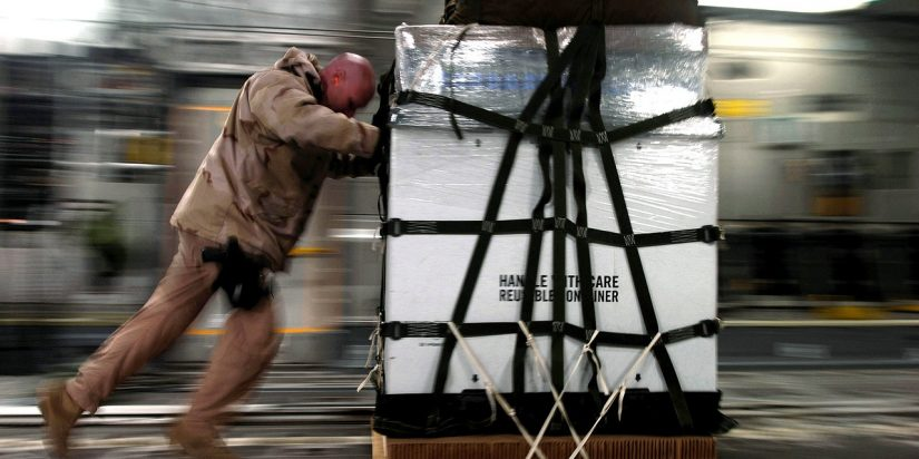 Why thieves find air cargo thefts a soft option