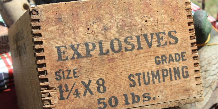 How explosive is your air cargo compliance screening?
