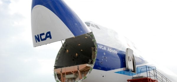 B747 freighter airline Nippon Cargo forced to suspend operations