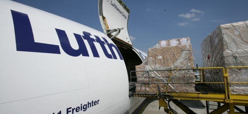 Sizeable cargo growth helps drive Lufthansa Group