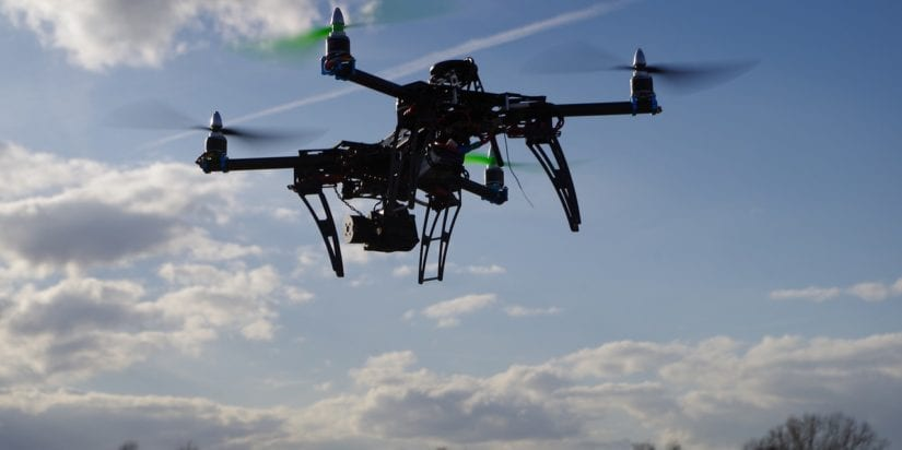 Global buzz on the likely mismanagement of 10 million unmanned aircraft