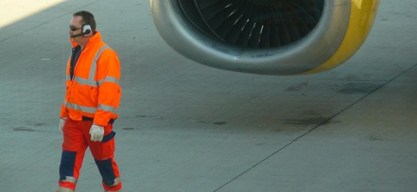 Demand for ground handling services set to take off