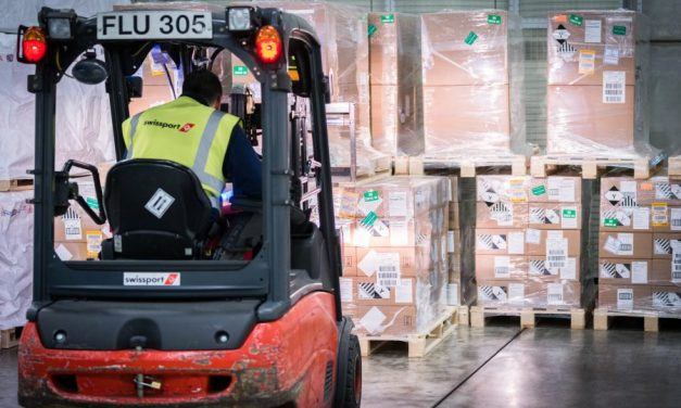 EU calls for undisrupted cargo support