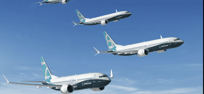 Global ban for all B737 MAX aircraft
