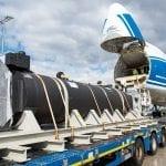 Record 40-tonne shipment for AirBridgeCargo