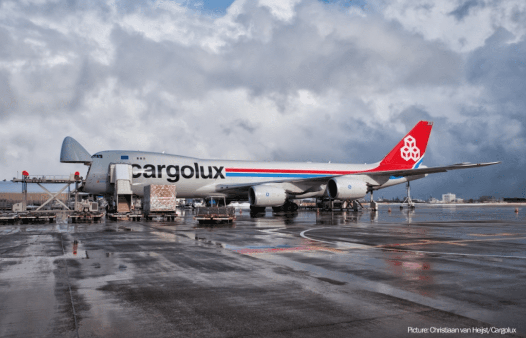 Cargolux raises surcharge as jet fuel prices rise