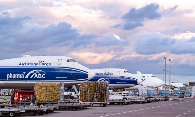 Leipzig/Halle uptick bucks global air cargo trend
