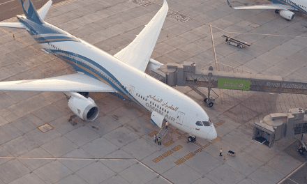 Oman on the threshold of a cargo dream