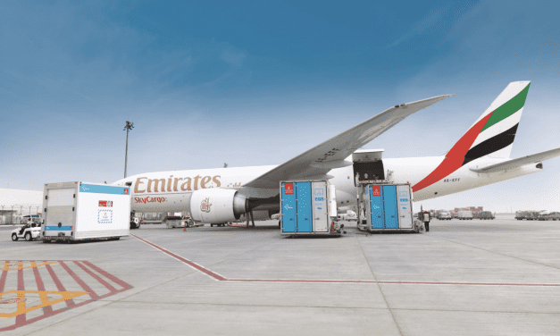 More pharma milestones for Emirates SkyCargo