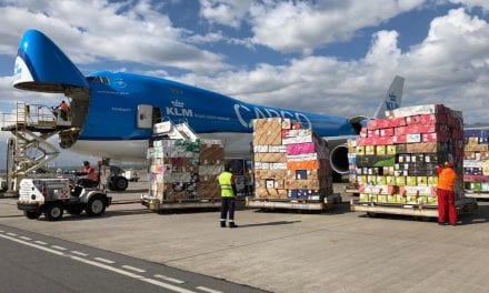 Dutch airfreight flowers business continues to blossom