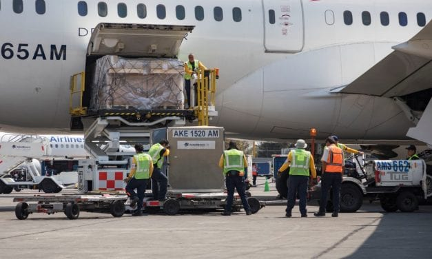 Special air cargo taskforce challenges the world