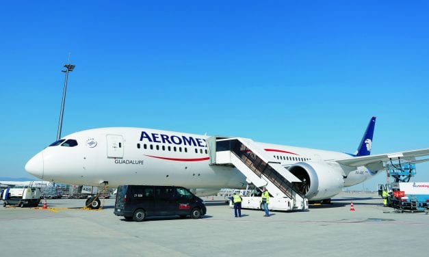 Medical air cargo rallies for Germany's healthcare crisis