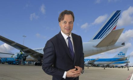 New sales vice-president for AF-KLM Martinair Cargo