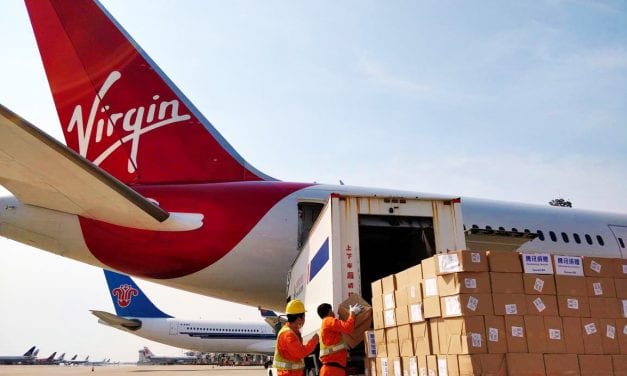 Cargo demand helps Virgin Atlantic stay in business