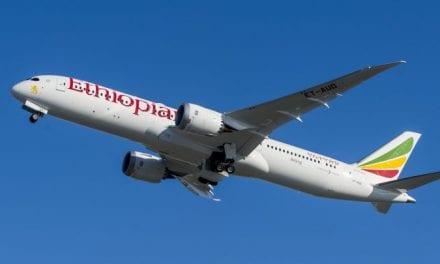 Ethiopian's cargo customer app speaks for itself