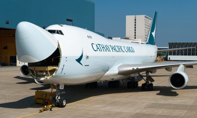 Cathay Pacific's slow recovery is led by increasing demand for cargo