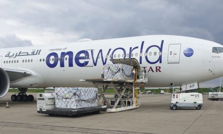 Qatar Airways Cargo coolly injects 54 tonnes of vaccines into India