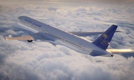 Saudia cargo-only passenger jets serve up vital food menu