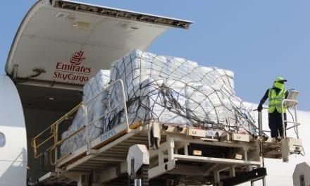 Emirates SkyCargo delivers 100 tonnes of aid to Ouagadougou