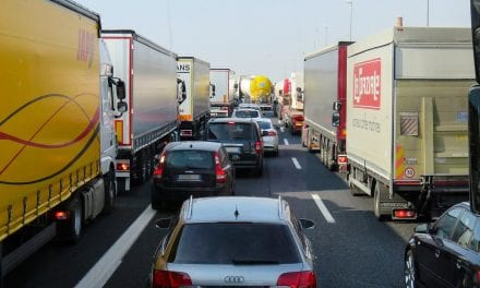 Truck drivers at Brussels airport now on pole position
