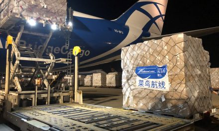 Volga-Dnepr sees its e-commerce business take off