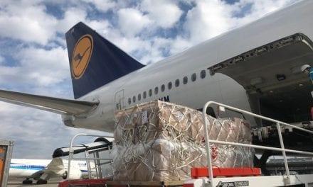 Lufthansa Cargo adopts 'digitalised' Frankfurt ground handler
