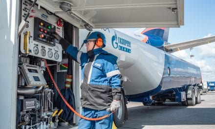 Gazpromneft-Aero brings 'smart', speedy re-fuelling to Russia