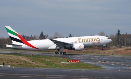 Fly me to the moon (x50) for Emirates SkyCargo