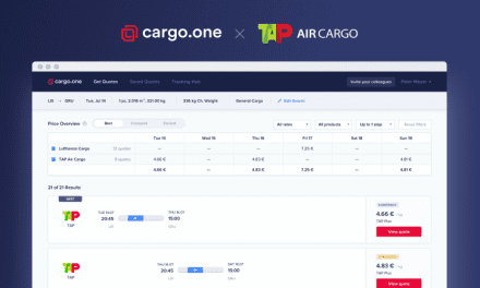 Digital disruptor Cargo.One taps into Portugal's network