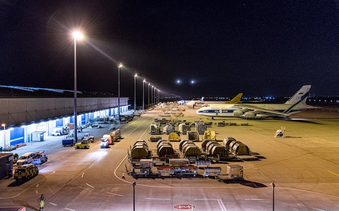 Germany S Leipzig Halle Airport Experiences A Cargo Leap Year
