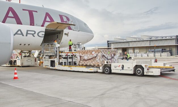 WebCargo's digital connectivity gives Qatar a shot in the arm